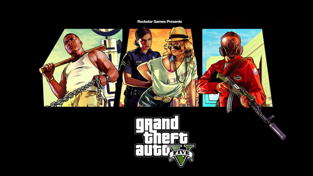 Download GTA 5 Wallpaper Background Computer pictures in high 1024x576