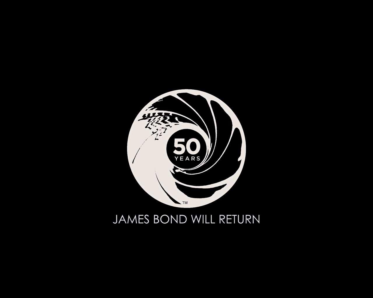 James Bond 007 will return 50 years 1280x1024