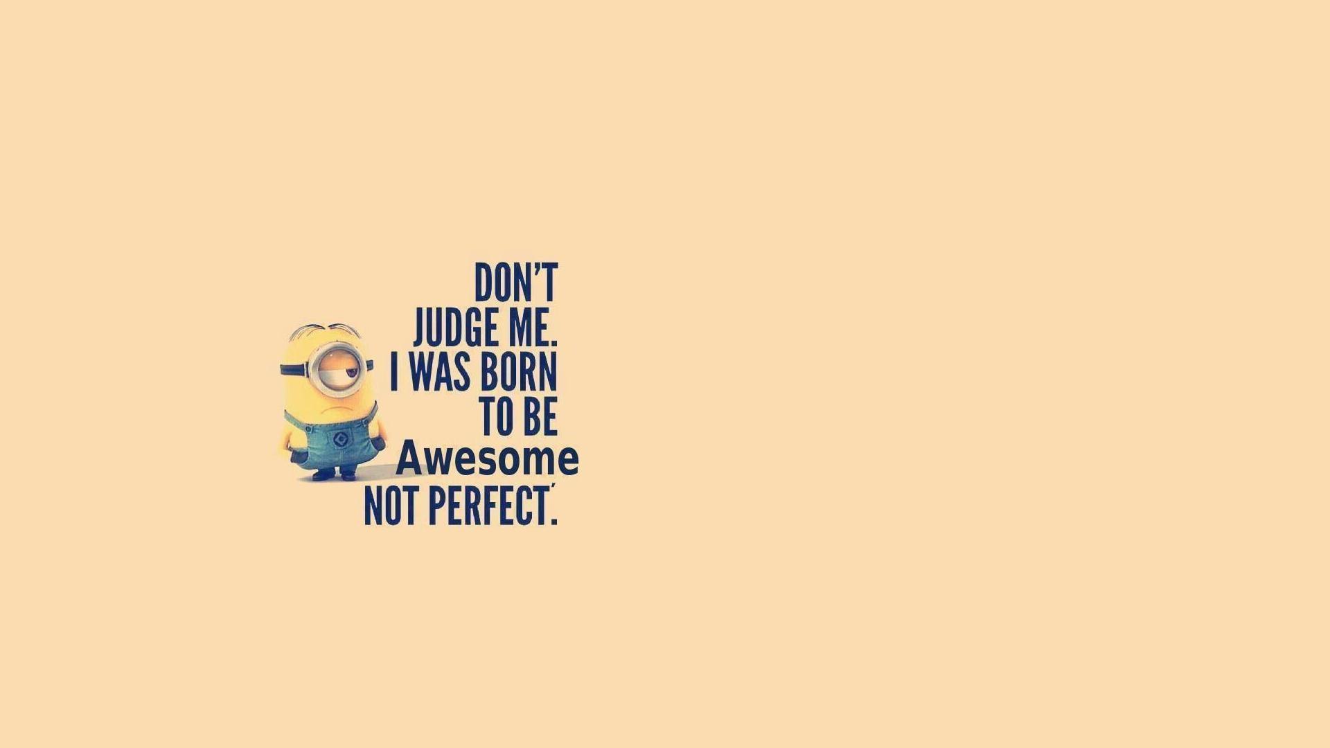 Minion Wallpaper For Desktop Quotes QuotesGram 1920x1080