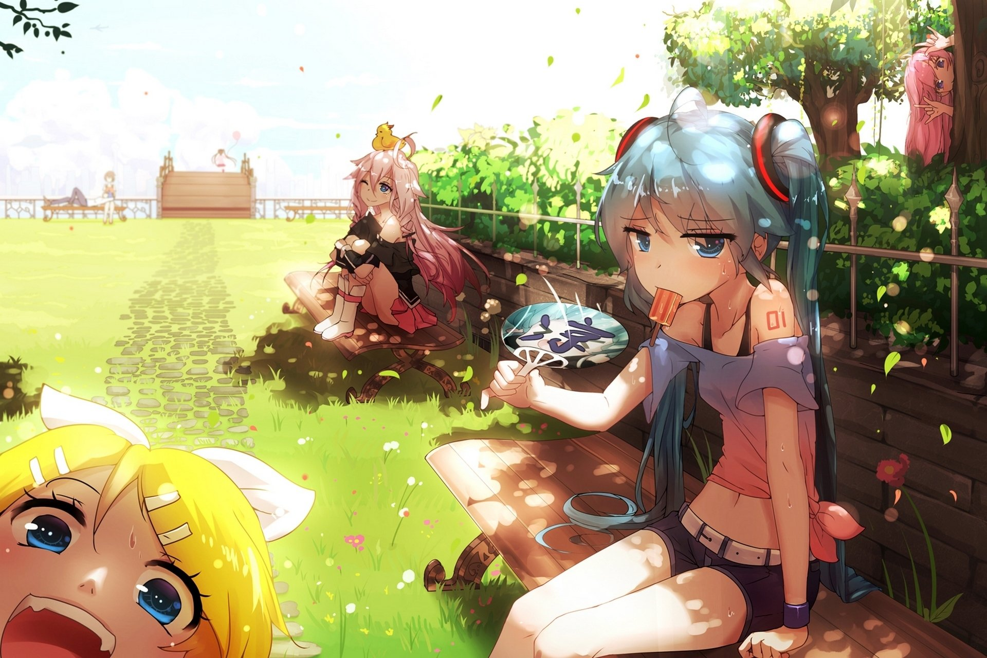 357 Kaito Vocaloid HD Wallpapers Background Images   Wallpaper 1920x1280