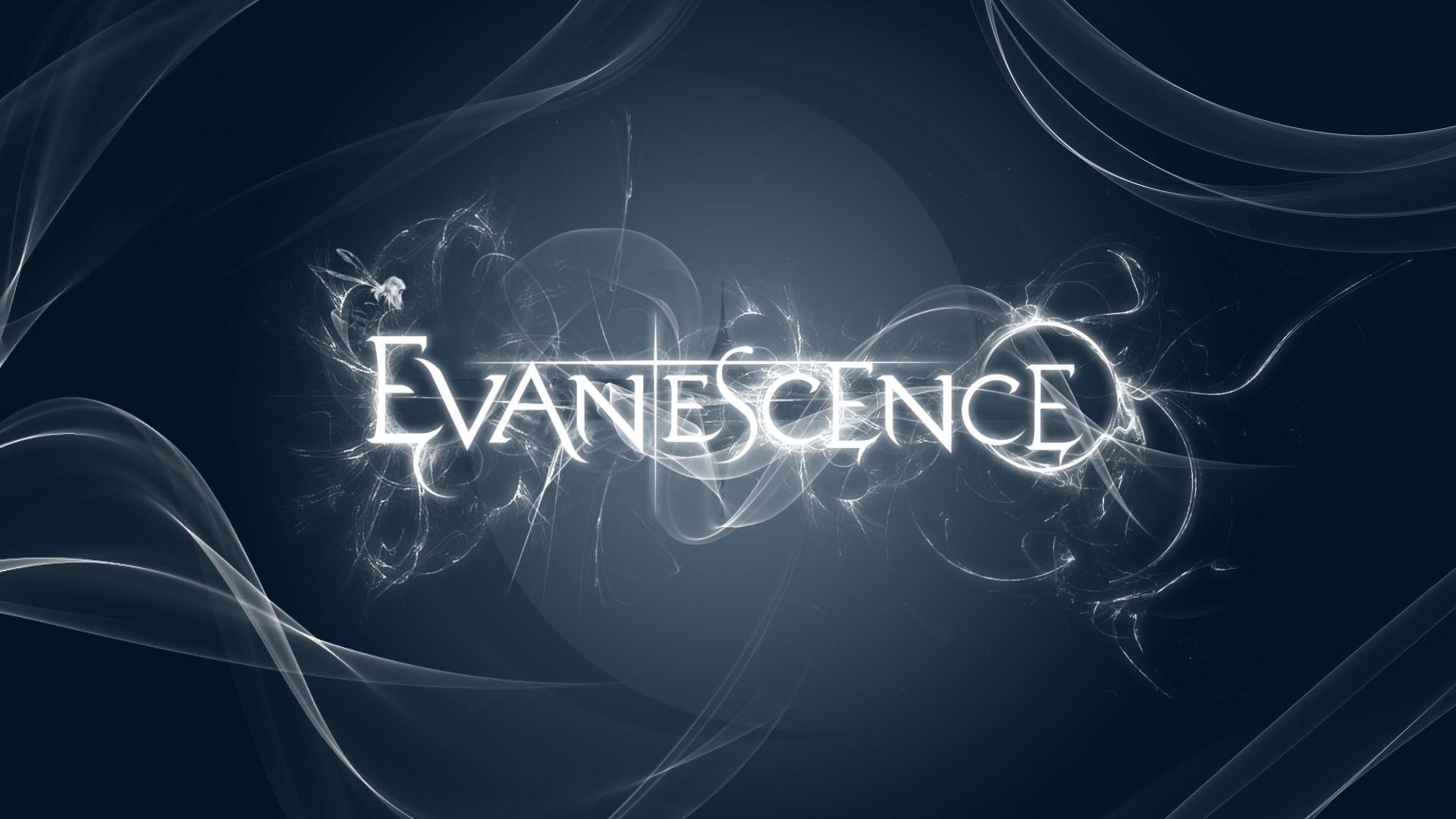 Evanescence Logo Wallpaper Evanescence wallpapers propios 1920x1080