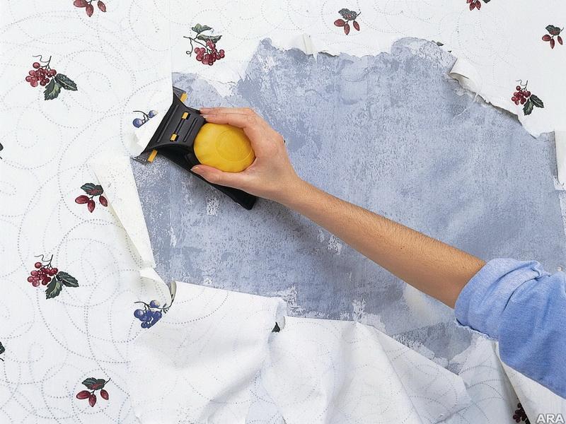 Wallpaper Removal Tools Easy Method 800x600
