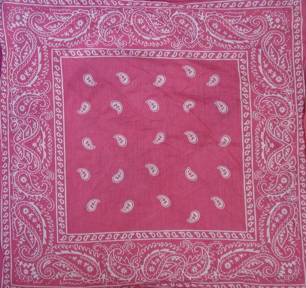 Pink Bandana Background Pink bandana by kizistock 600x565