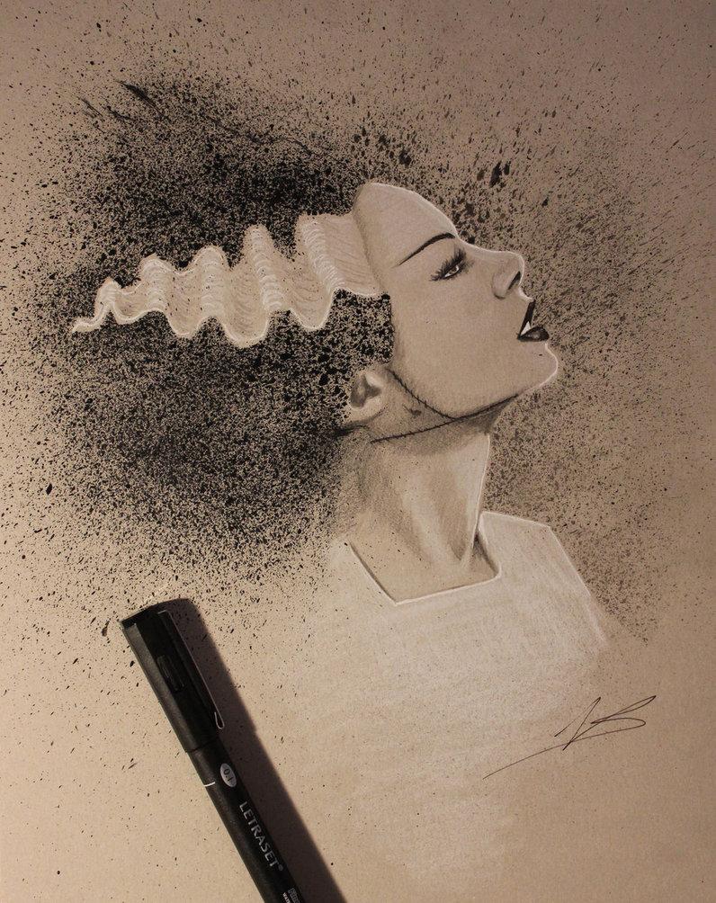 Bride of Frankenstein   HD Wallpapers 796x1004