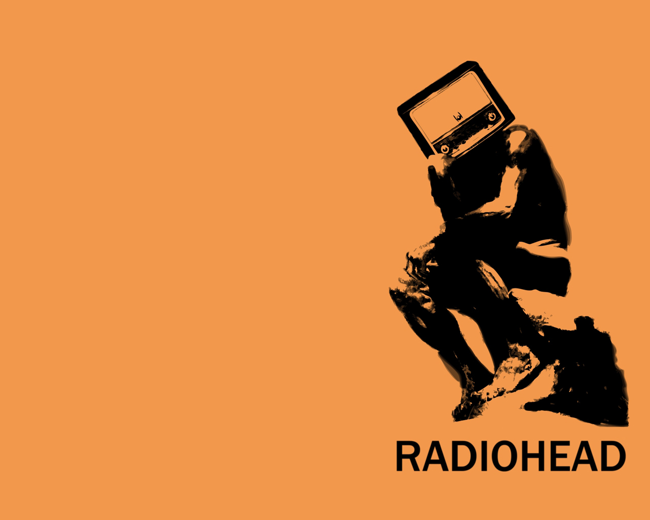 47 Radiohead Desktop Wallpaper On Wallpapersafari