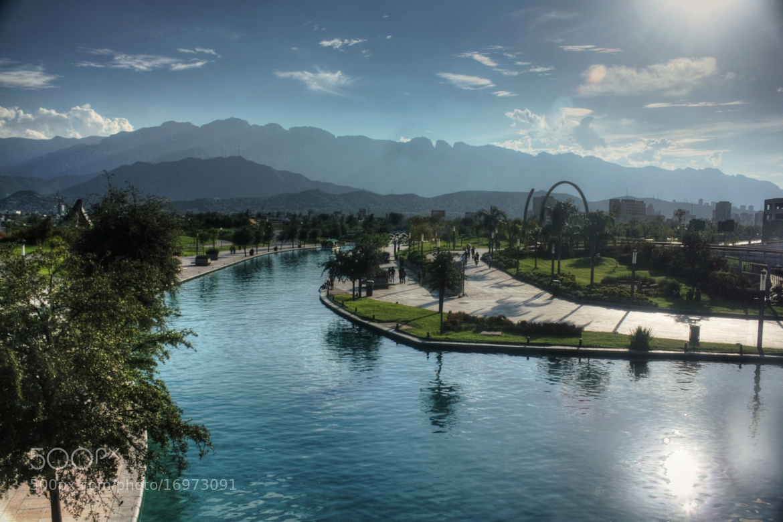 Paseo Santa Lucia Monterrey Nuevo Leon Mexico Wallpaper Download HD 1170x780