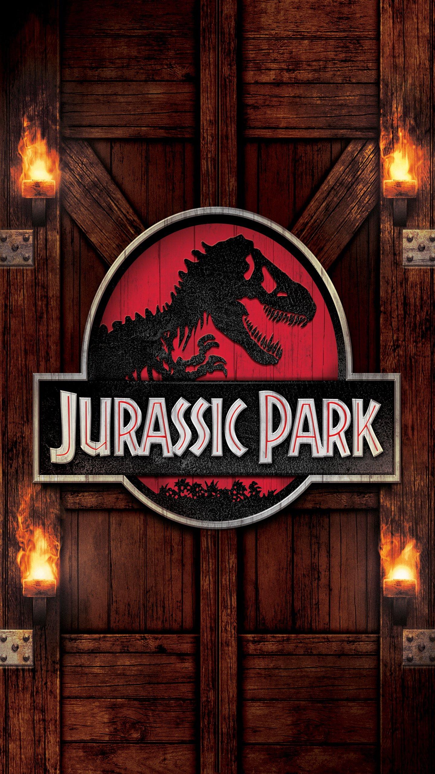 Jurassic park iphone wallpaper wallpapersafari - Jurassic park phone wallpaper ...