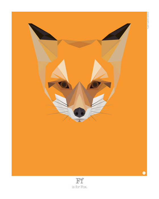 Geometric Animal Wallpaper The Art Mad Wallpapers 560x700