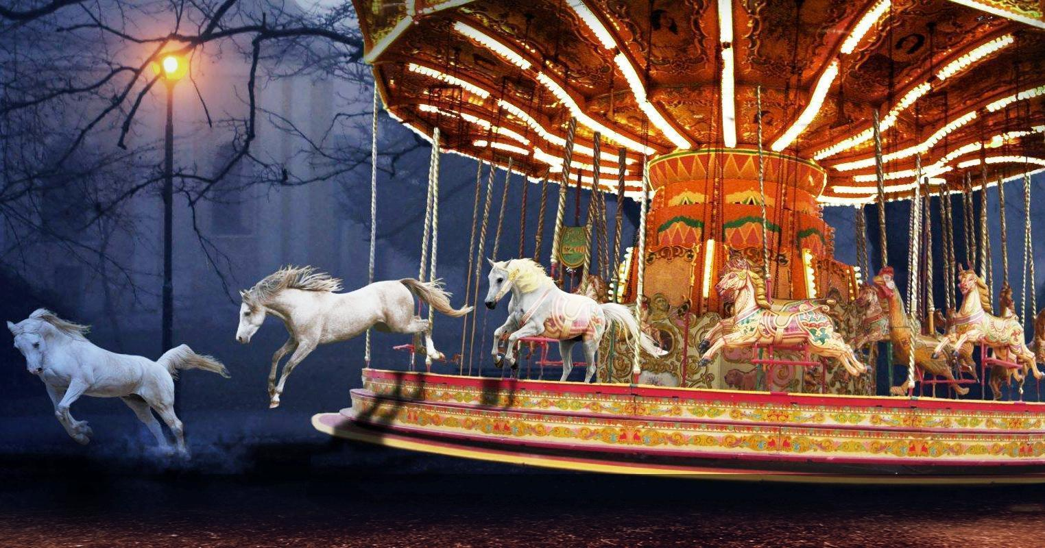 Merry Go Round Wallpapers 1524x800