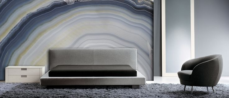 We are infatuated with this new wallpaper from Brenda Houston Design 736x315
