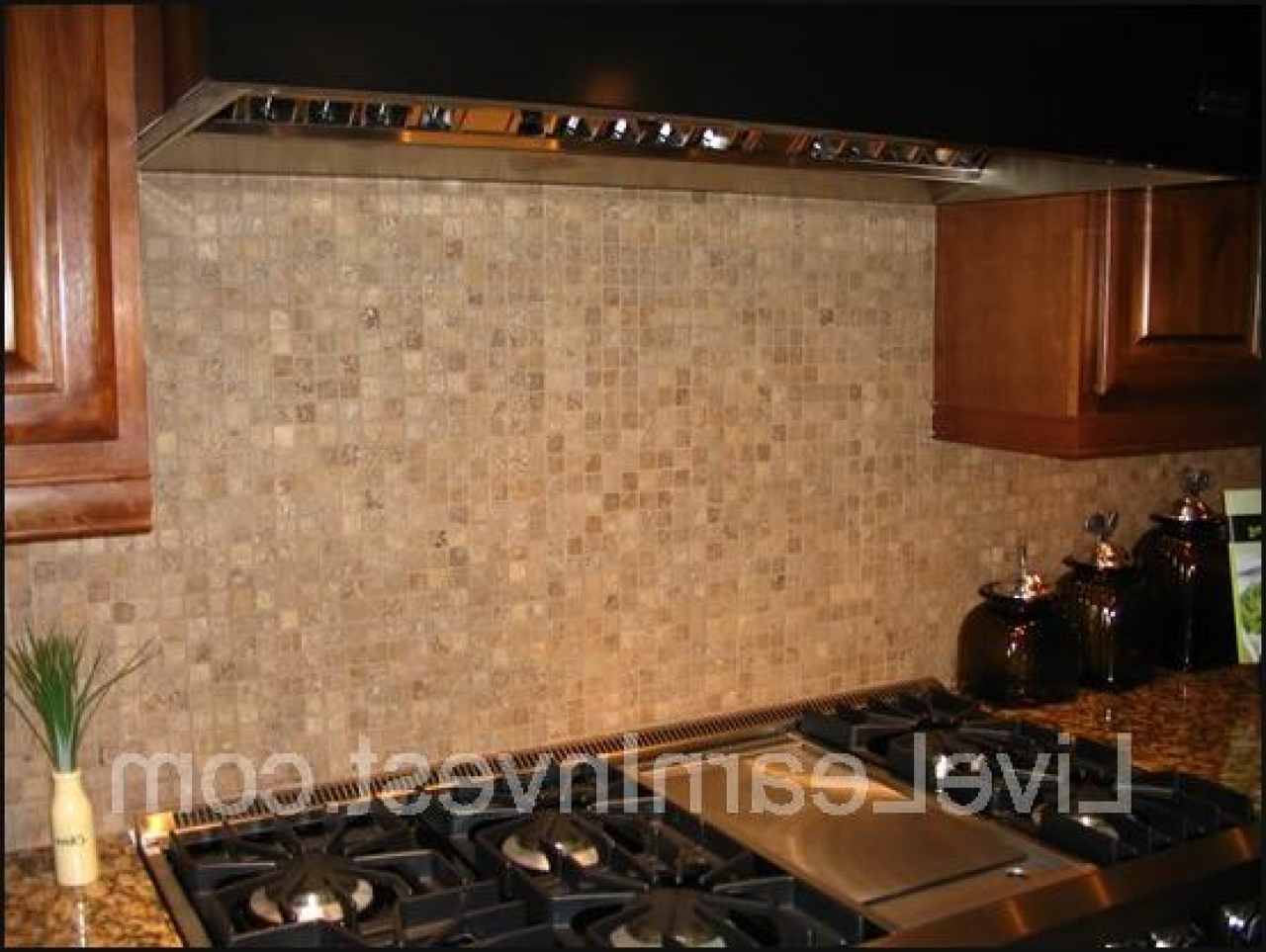 Of kitchen backsplash design ideas backsplash wallpaper in kitchen 1280x963