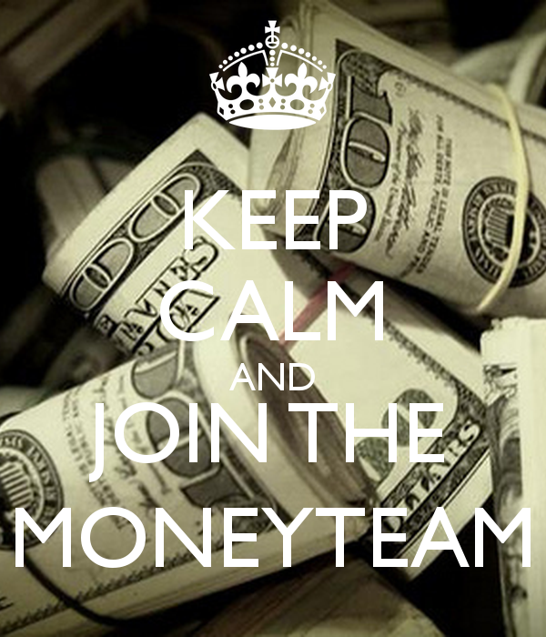 The Money Team Logo The money team logo wallpaper 600x700