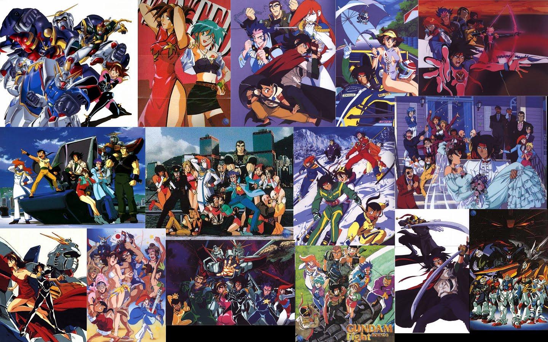 Ad astra G Gundam 1440x900