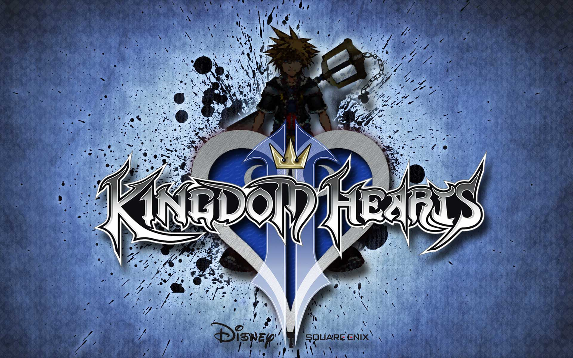 kingdom hearts keyblade wallpaper wallpapersafari