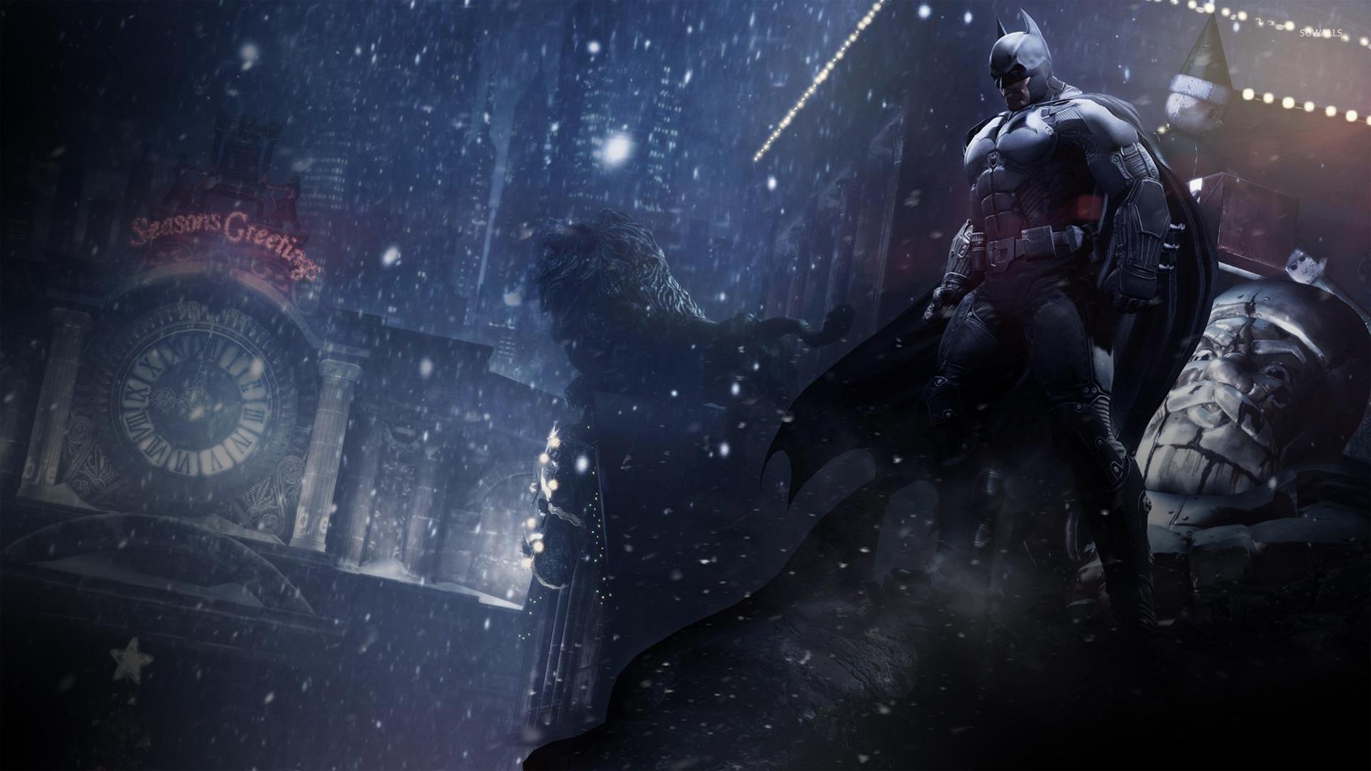 Batman Arkham Origins wallpaper   Game wallpapers   21375 1366x768