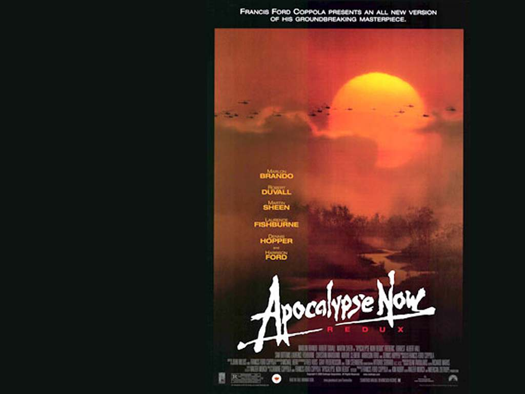 APOCALYPSE NOW WALLPAPER Photos Images Francis Ford Coppola 1024x768