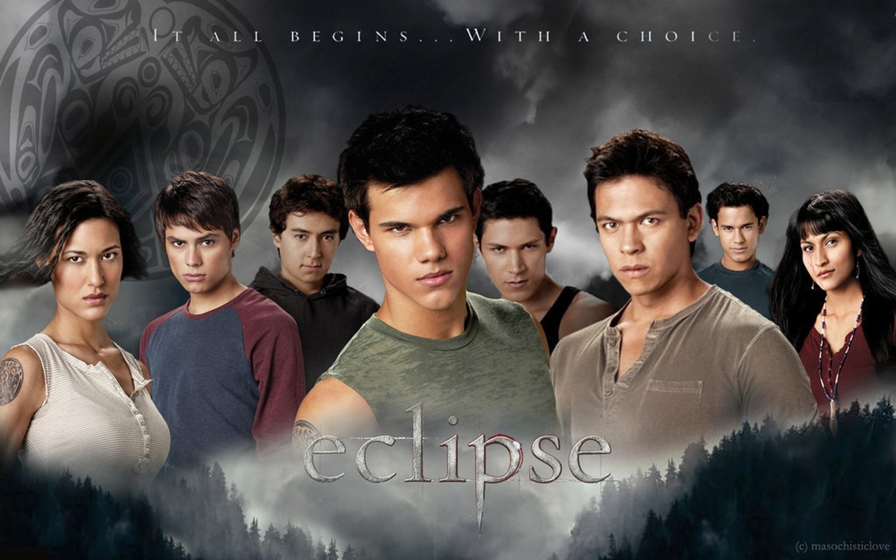 Eclipse   Werewolf Wallpaper Twilight Wallpaper 1280x800