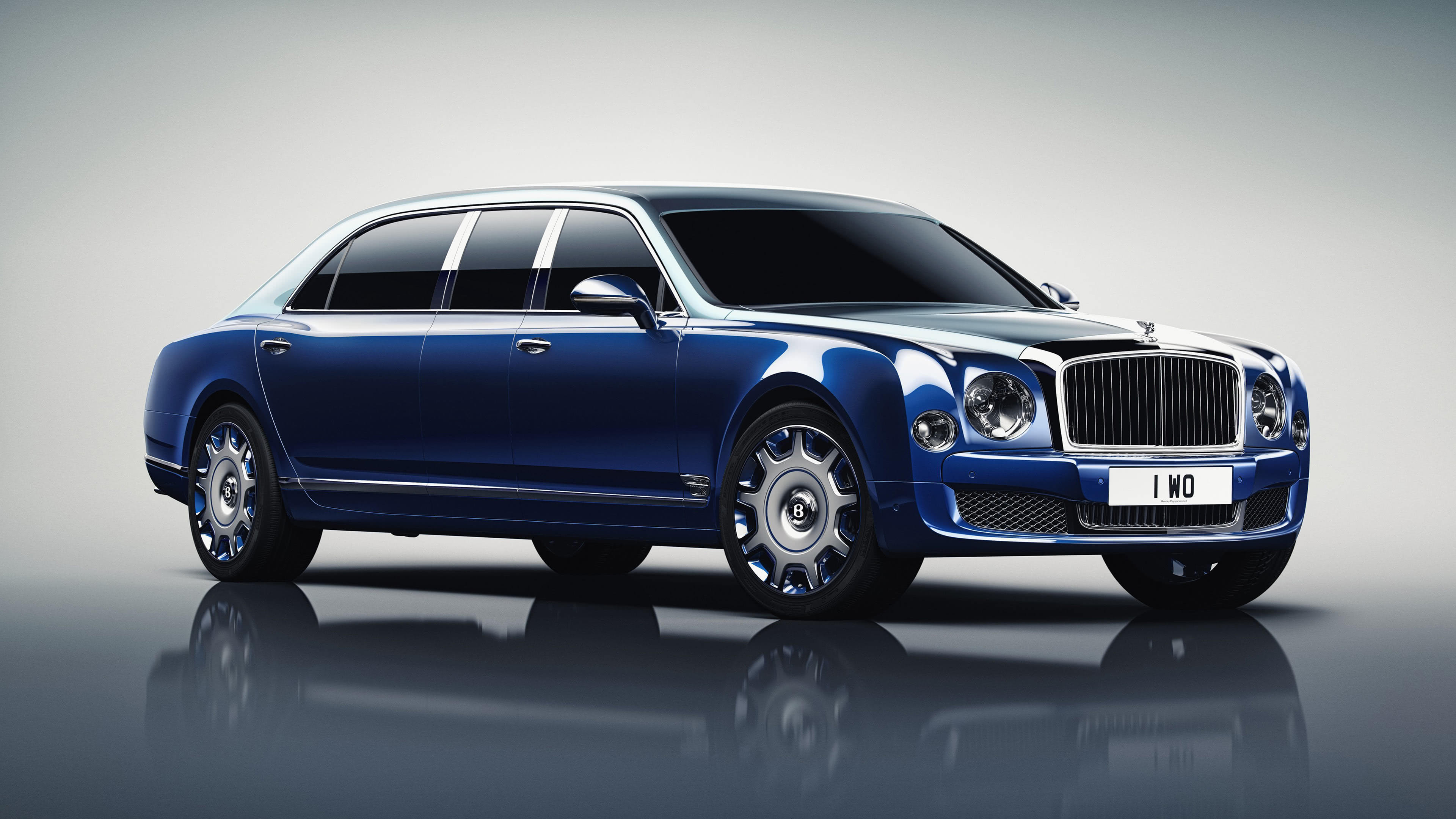 Bentley Mulsanne Grand Limousine UHD 4K Wallpaper Pixelz 3840x2160