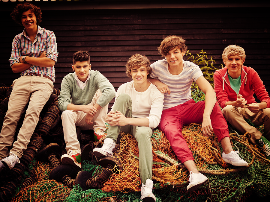 One Direction Wallpapers 900x675