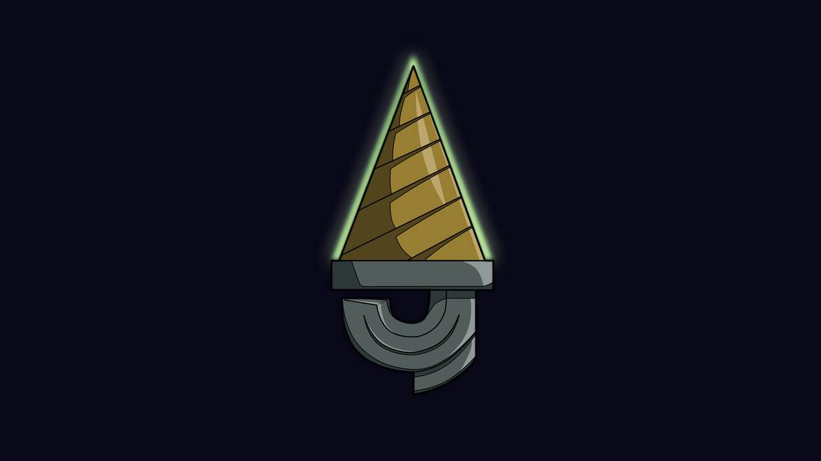 Stylized Core Drill Wallpaper by Pyroblaster 362 1192x670
