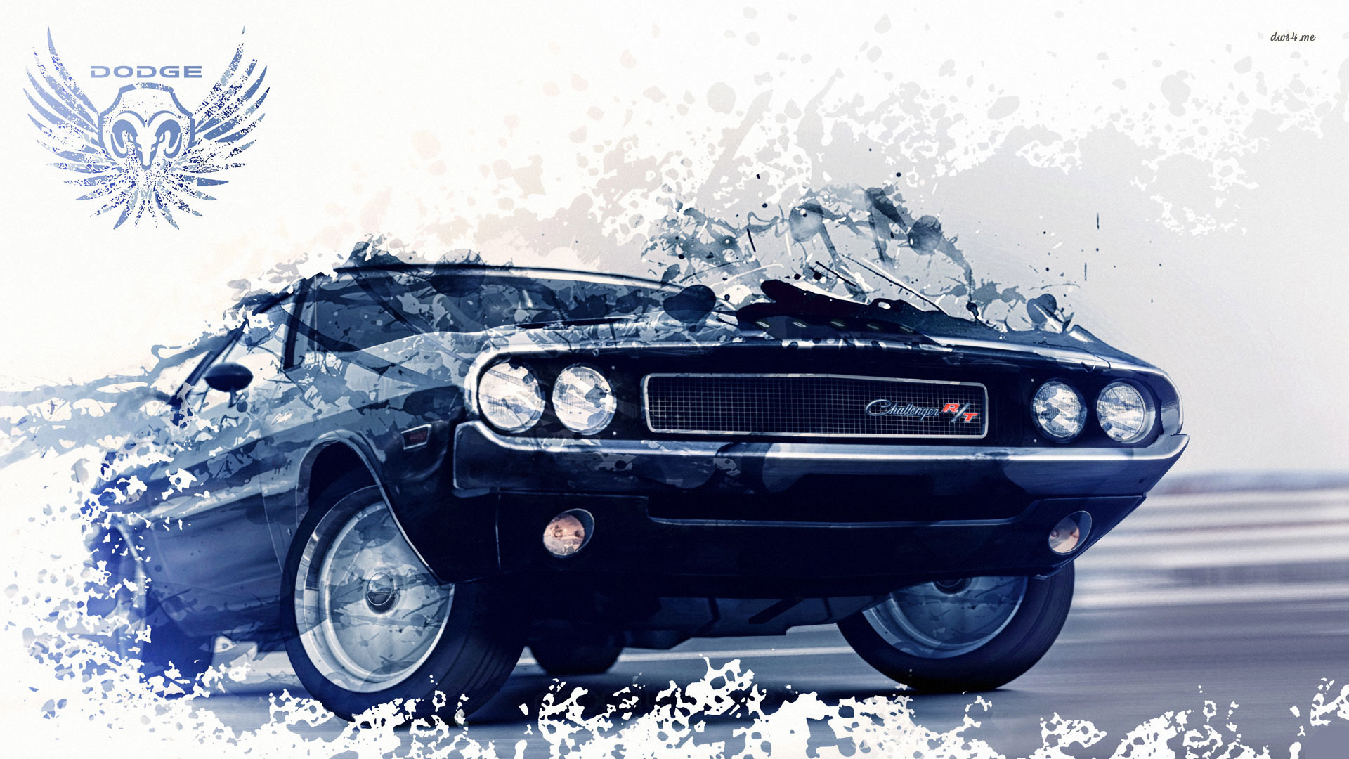 46 1970 Dodge Challenger Wallpaper Desktop On