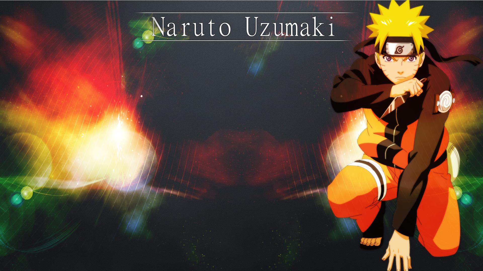 Naruto Uzumaki 1920x1080 Wallpaper by xSoraKurosaki on 1920x1080