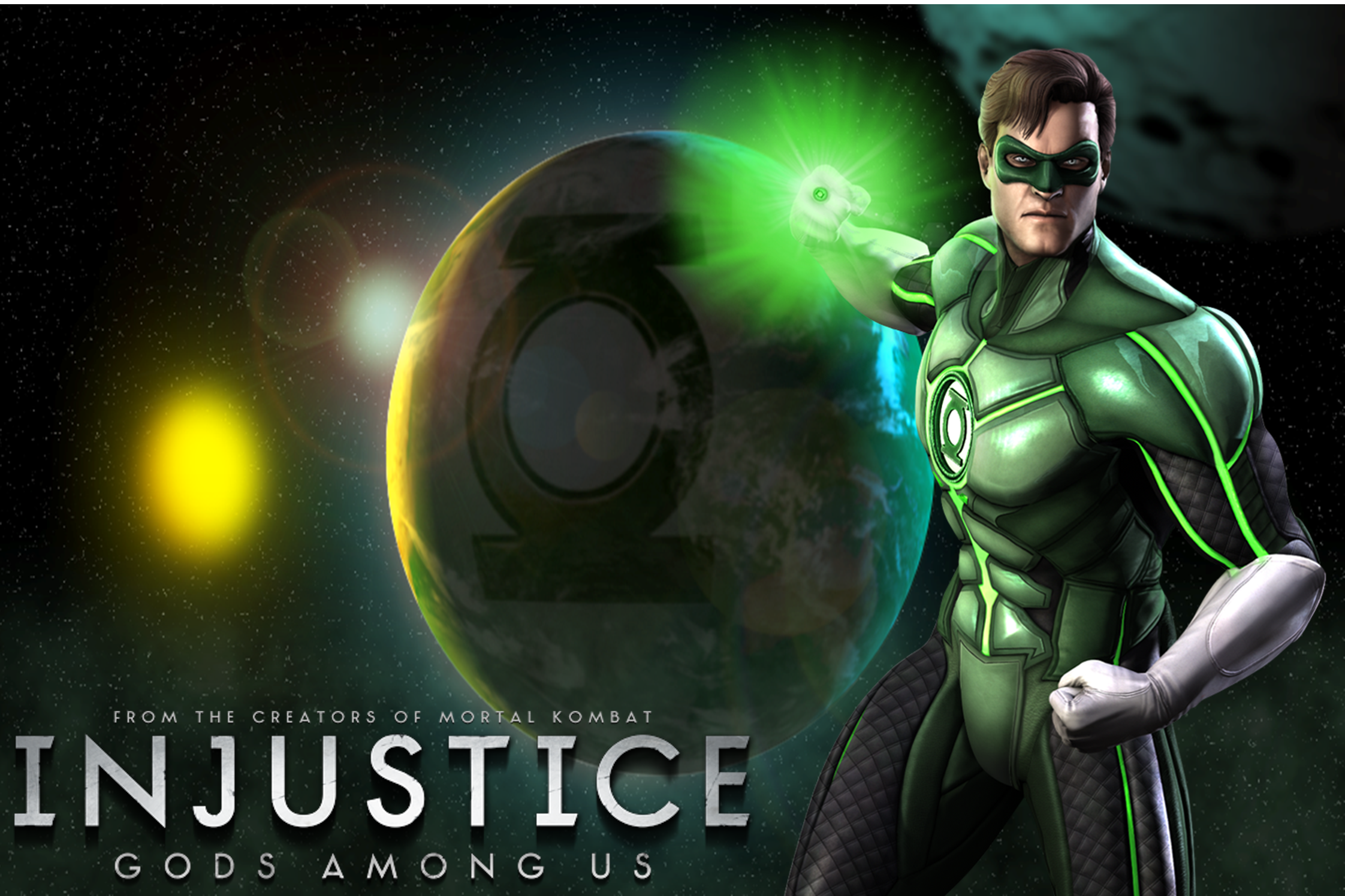 Injustice Green Lantern Wallpaper by NerdyOwl299 2244x1496