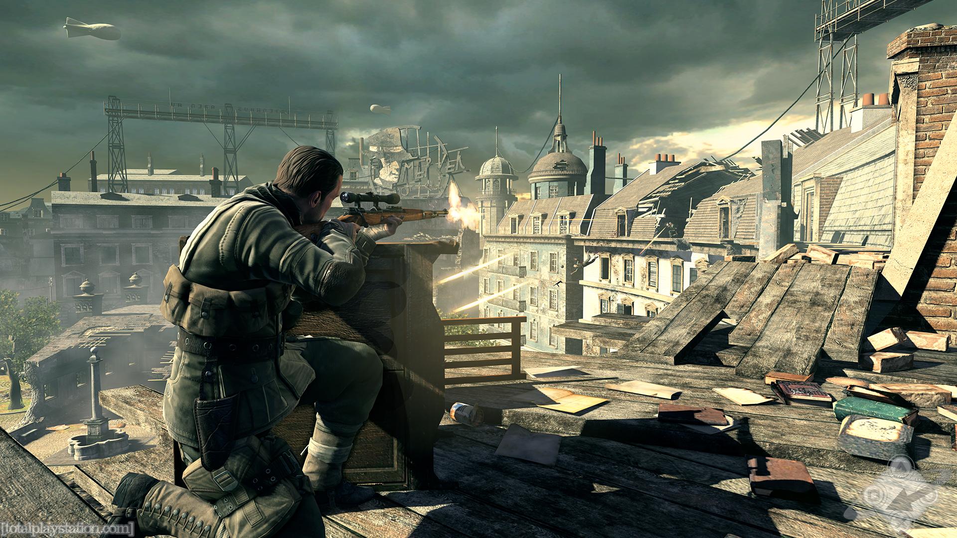 Sniper Elite wallpaper 1920x1080 83543 1920x1080