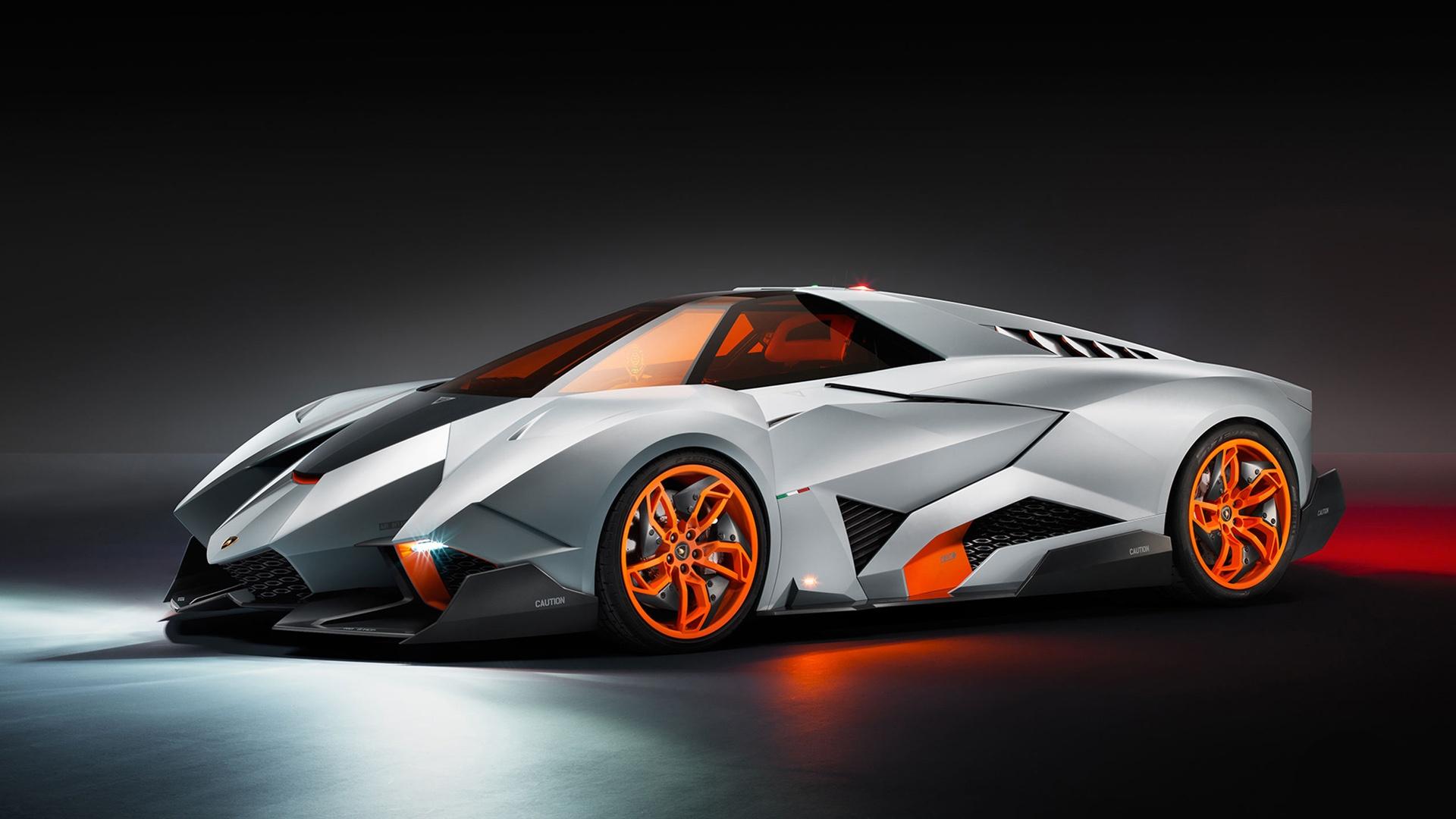 Lamborghini Egoista Concept Car Wallpapers | HD Wallpapers