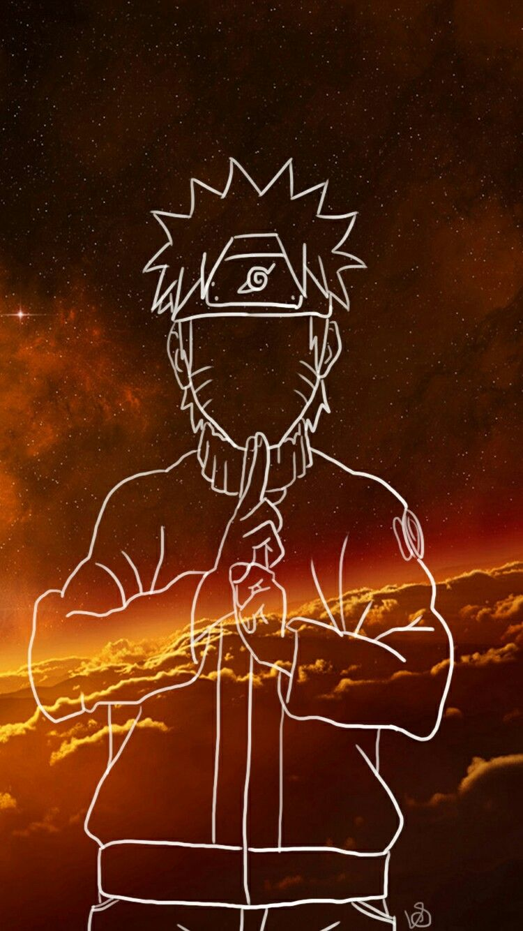 Naruto iPhone Wallpapers   Top Naruto iPhone Backgrounds 750x1334