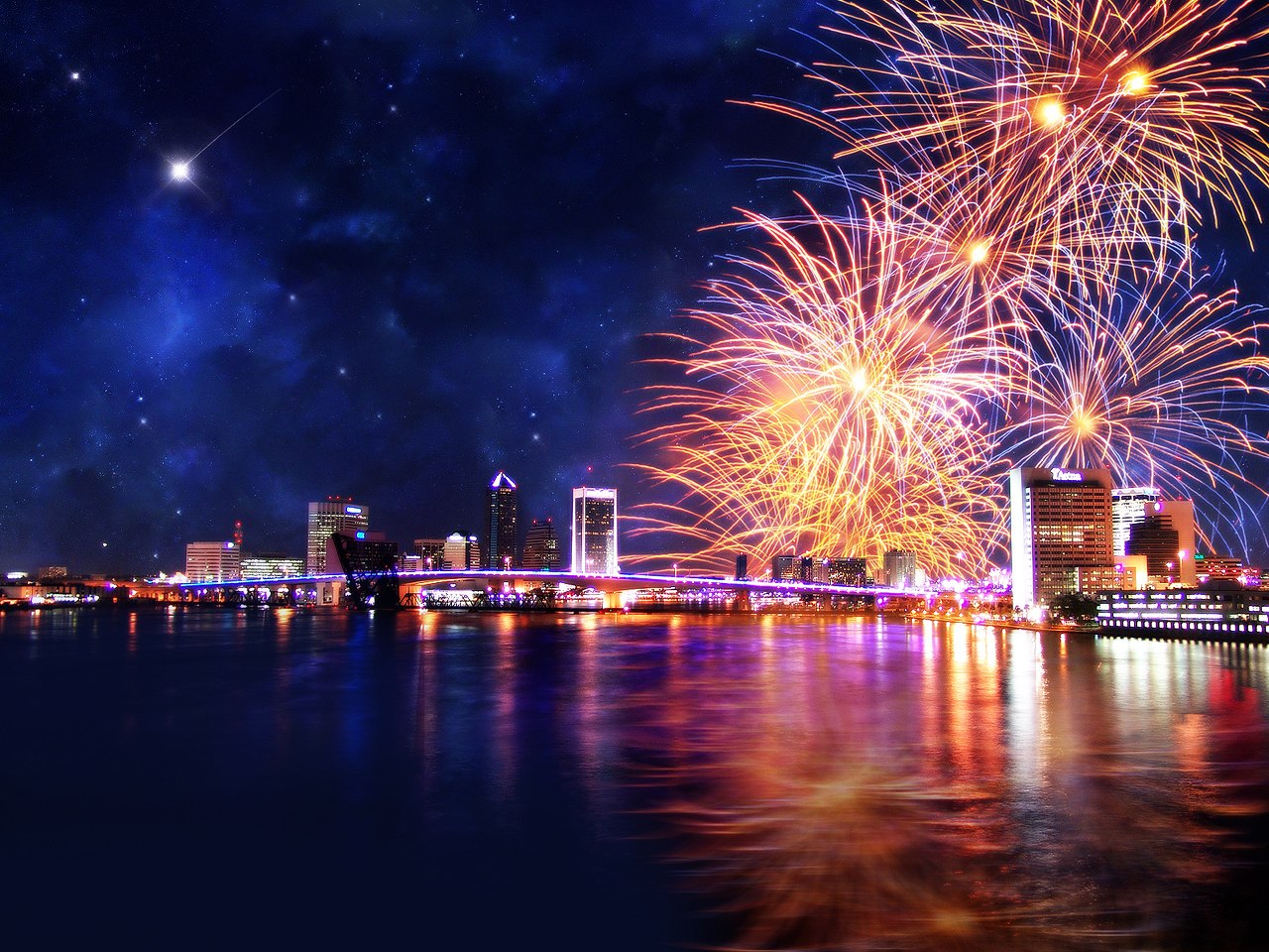 New years eve desktop   HD Wallpaper Pic 1280x960