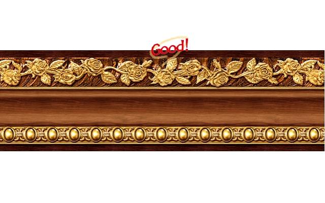 Details about Wallpaper Border Moulding t 21 640x400
