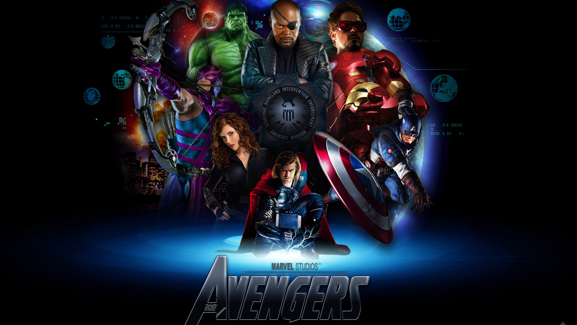 Avengers Desktop wallpaper   797668 1920x1080