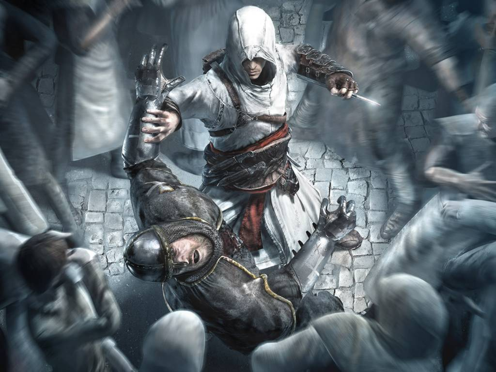 Wallpapers Assassins creed Wallpapers 1024x768