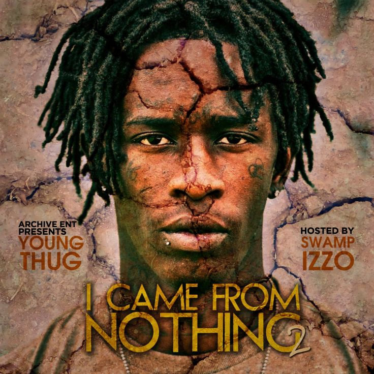YOUNG THUG gangsta rapper rap hip hop 1ythug wallpaper 1500x1500 736x736