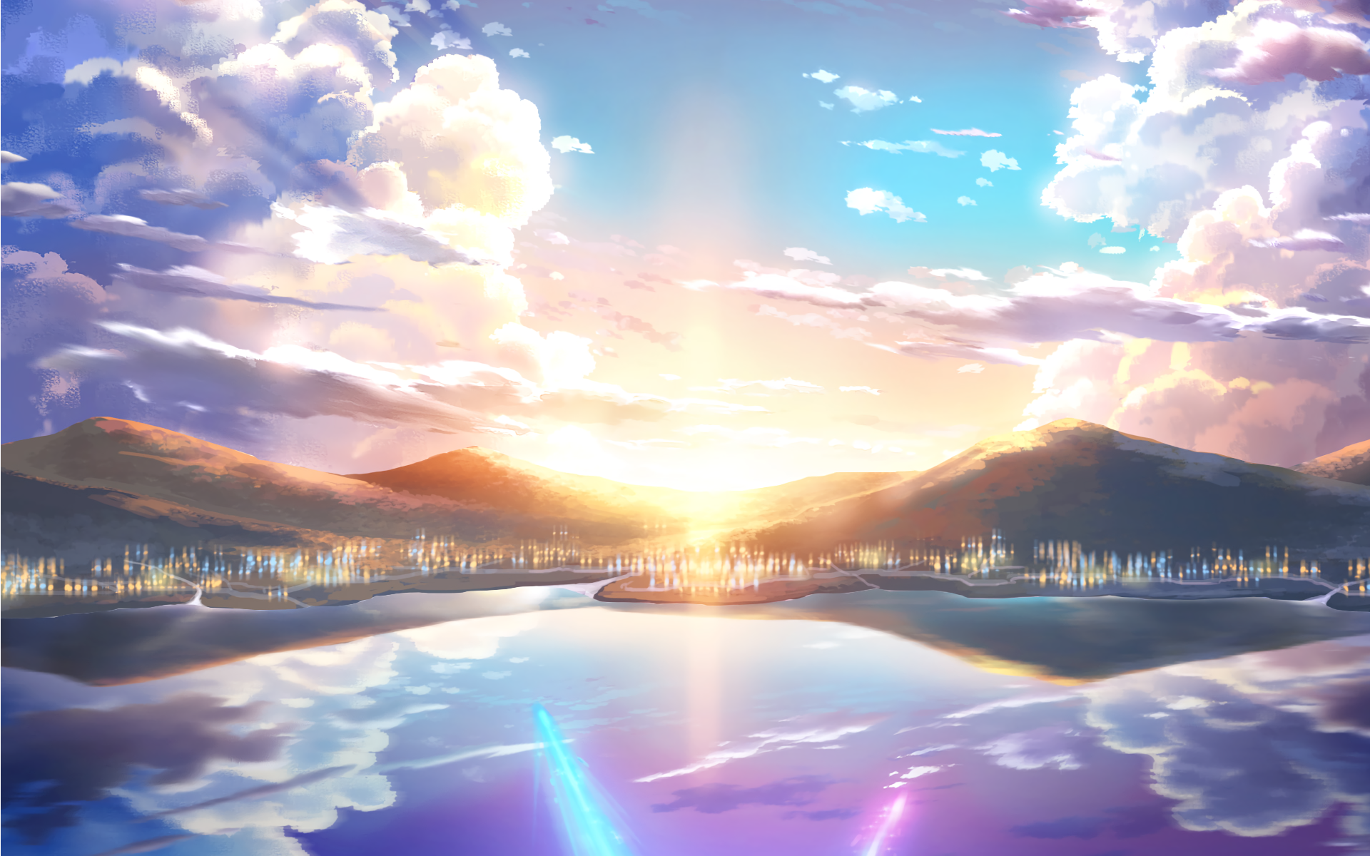 Kimi No Na Wa Your Name Wallpaper HD Download 1920x1200