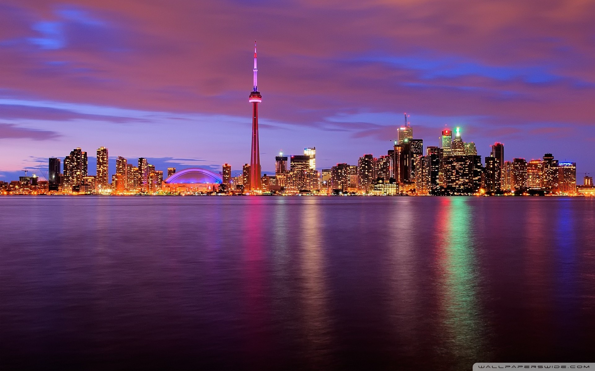 Toronto Canada HD desktop wallpaper High Definition Mobile 1920x1200