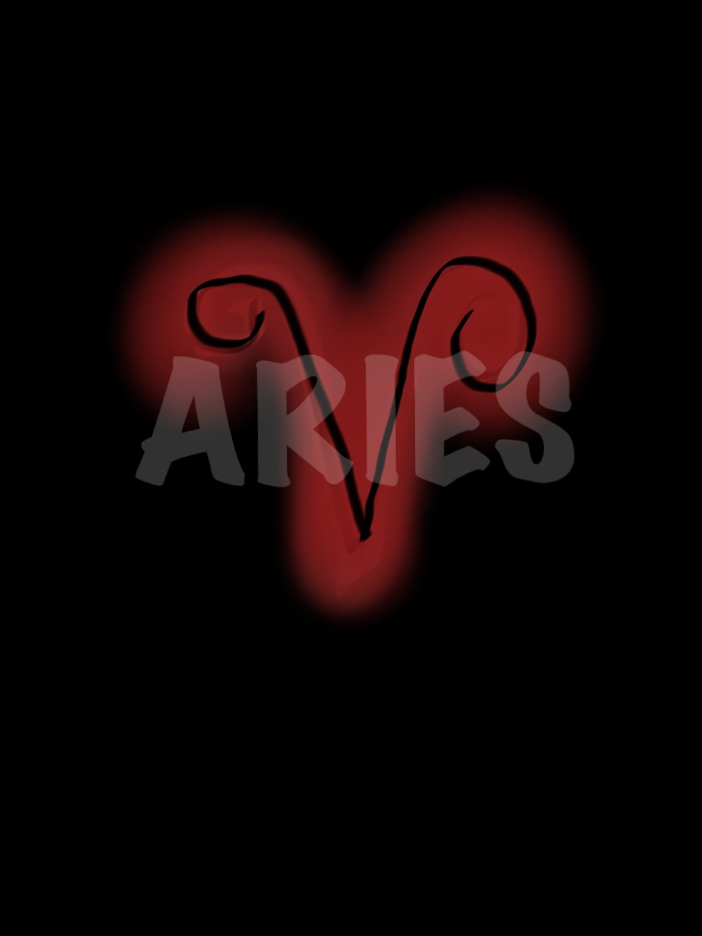 Aries wallpaper by ScaryGnome 768x1024
