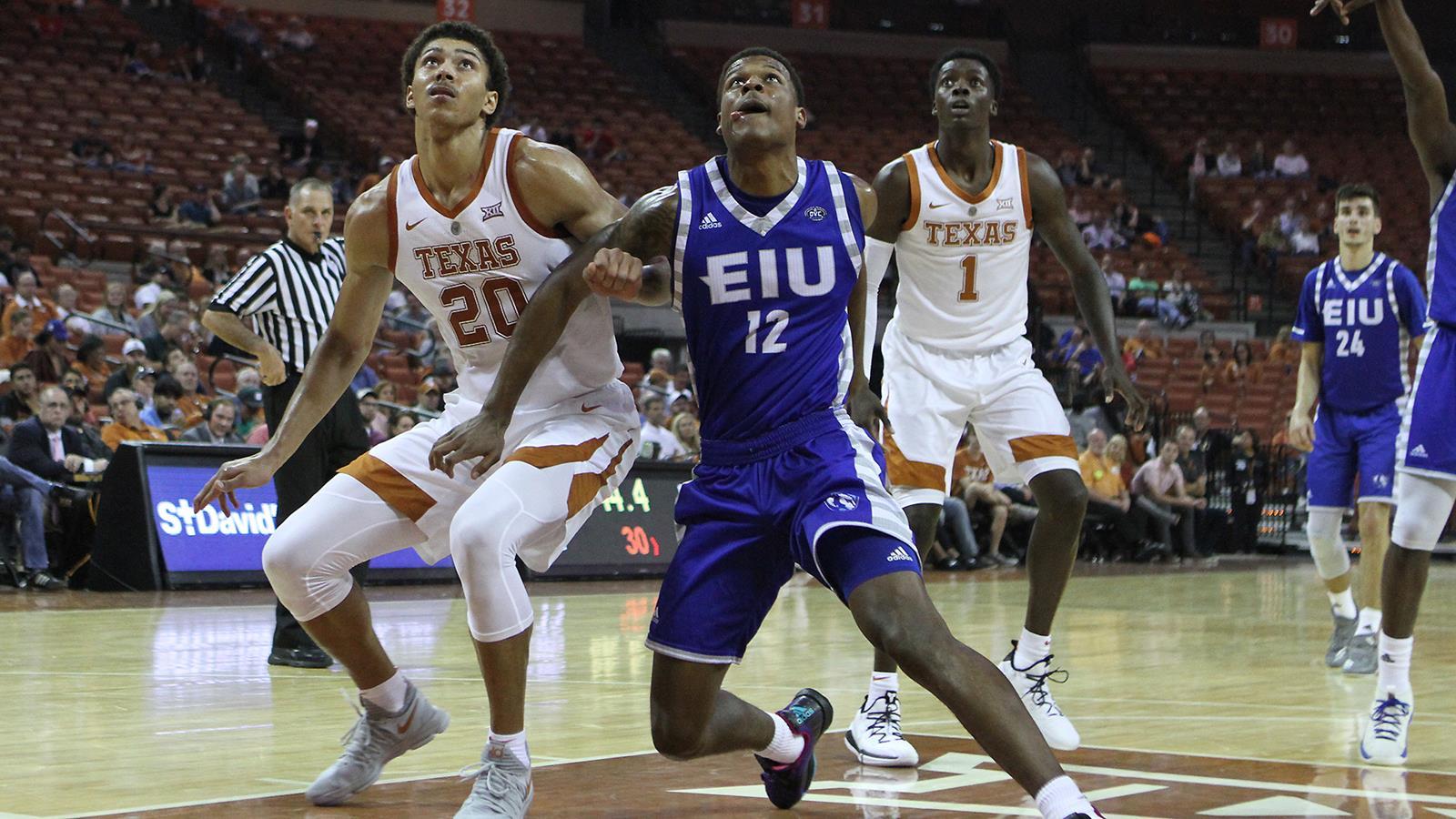 Braxton Shaw   Mens Basketball   Eastern Illinois University 1600x900