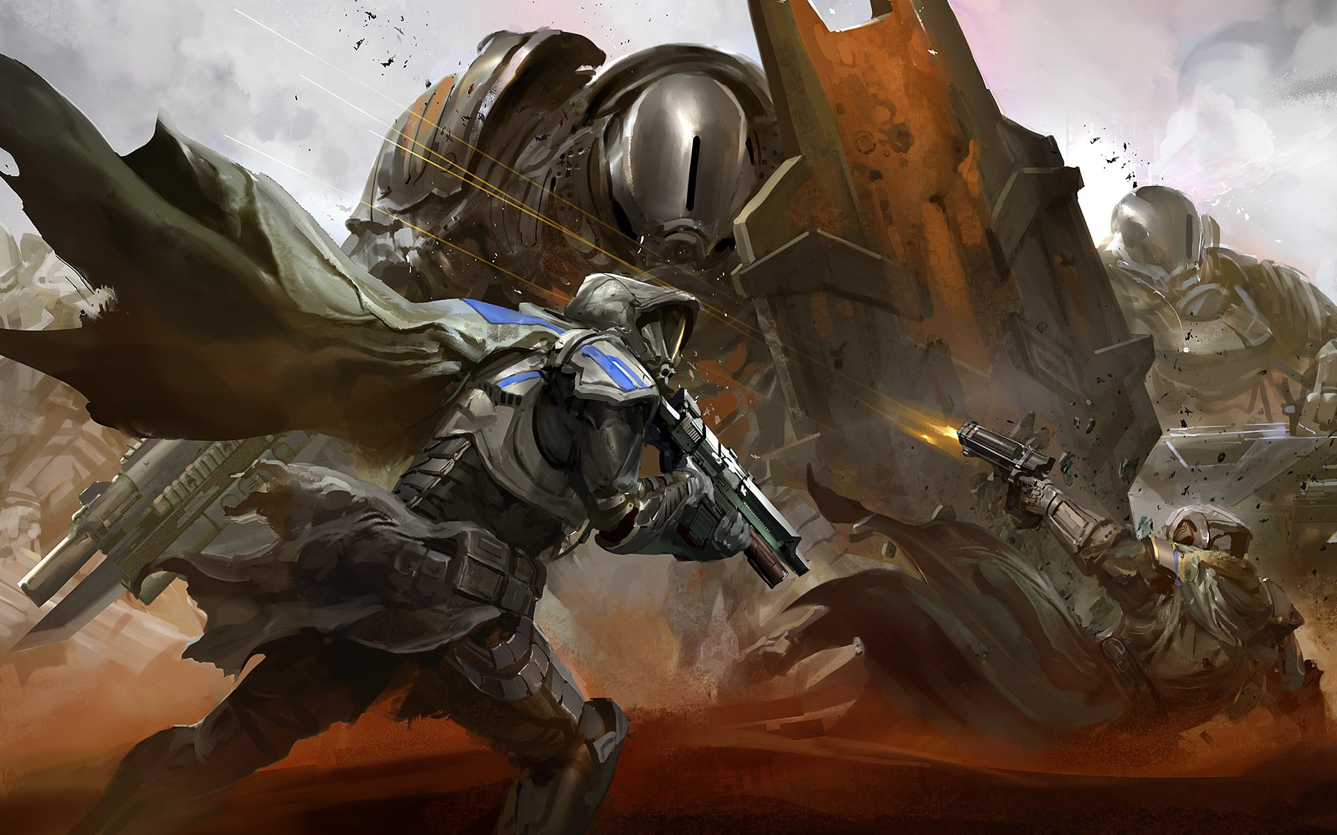 Destiny   Bungie Game   Wallpaper Full HD   1920x1200   Select Game 1920x1200