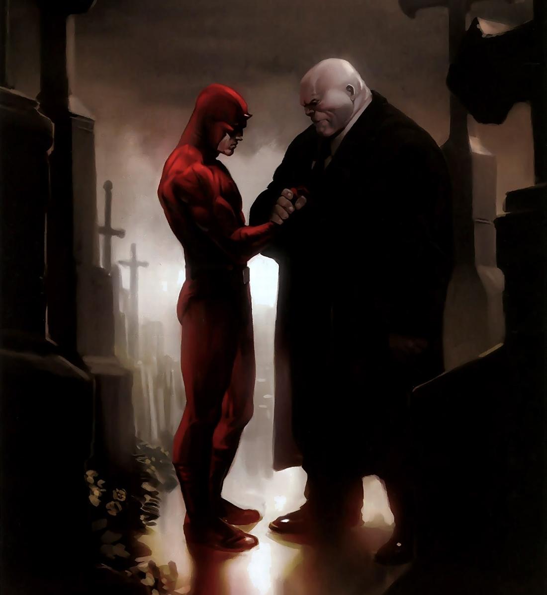 Pin Daredevil Wallpaper Comics 1100x1198