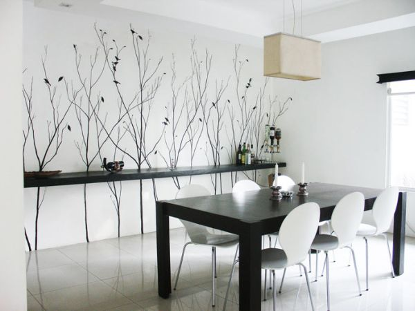 Wallpaper Ideas for Decorating Your Interiors 600x450