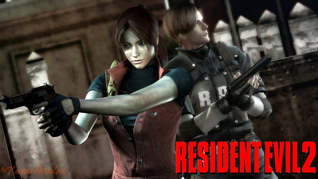 49 Resident Evil 2 Wallpaper On Wallpapersafari