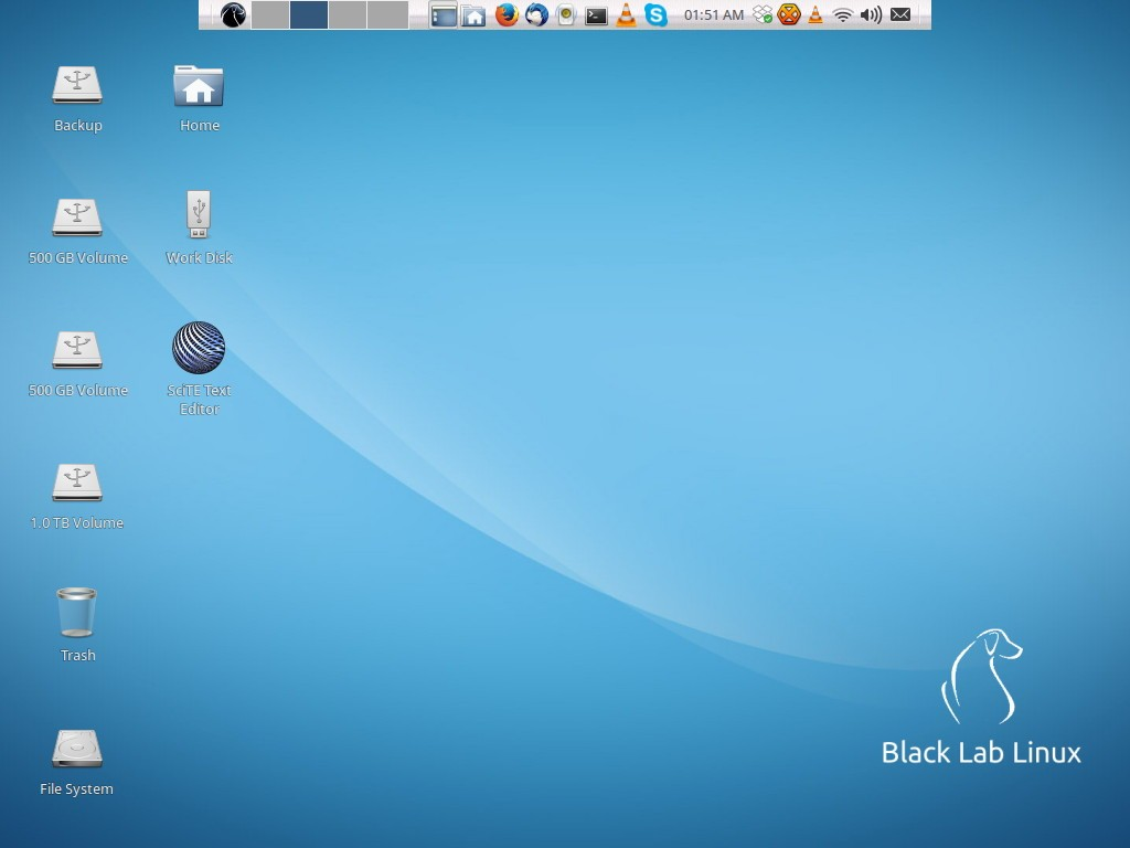 Black Lab Linux Enterprise 66 LTS Released with Full Docker 1024x768