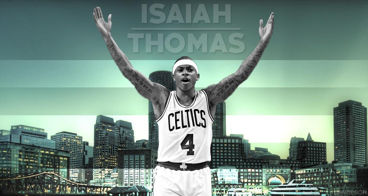 Isaiah thomas wallpaper celtics wallpapersafari