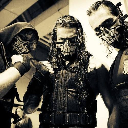 The Shield WWE Wallpaper