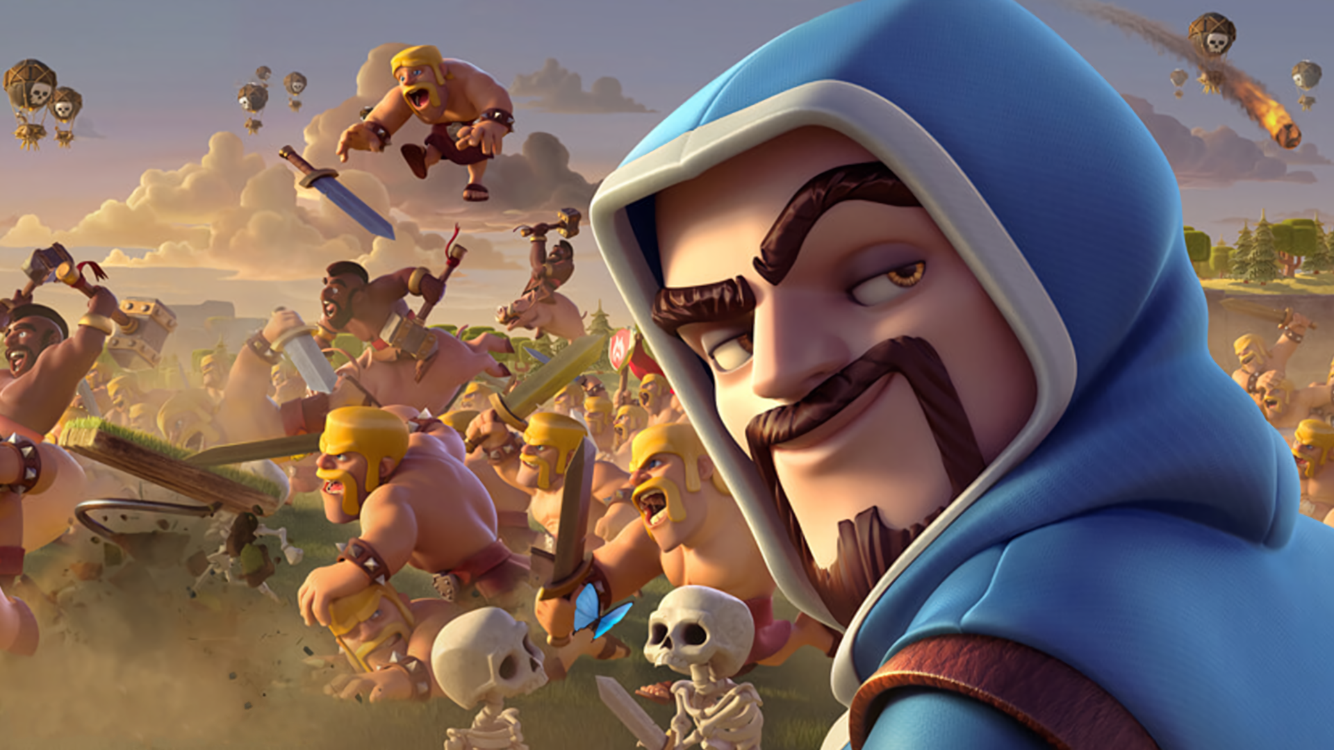 Clash Of Clans Wallpapers Pictures Images 1920x1080