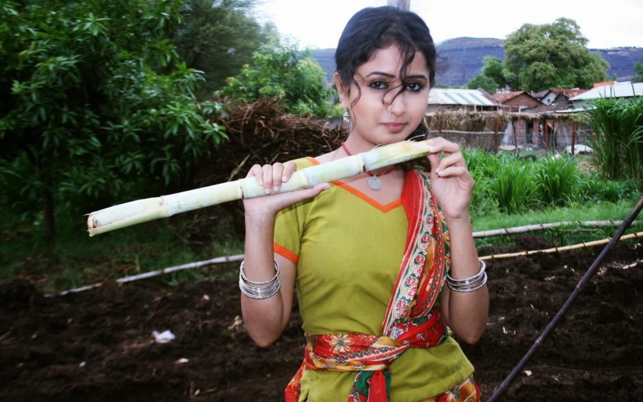 beautiful desi indian tv actress is eating a sugar cane 1280x800