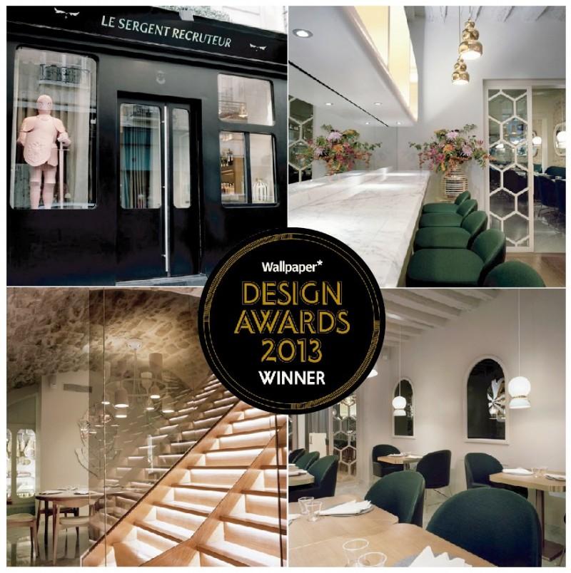 Wallpaper Design Awards 2013 Best fixer upper Hayon Studio 800x804