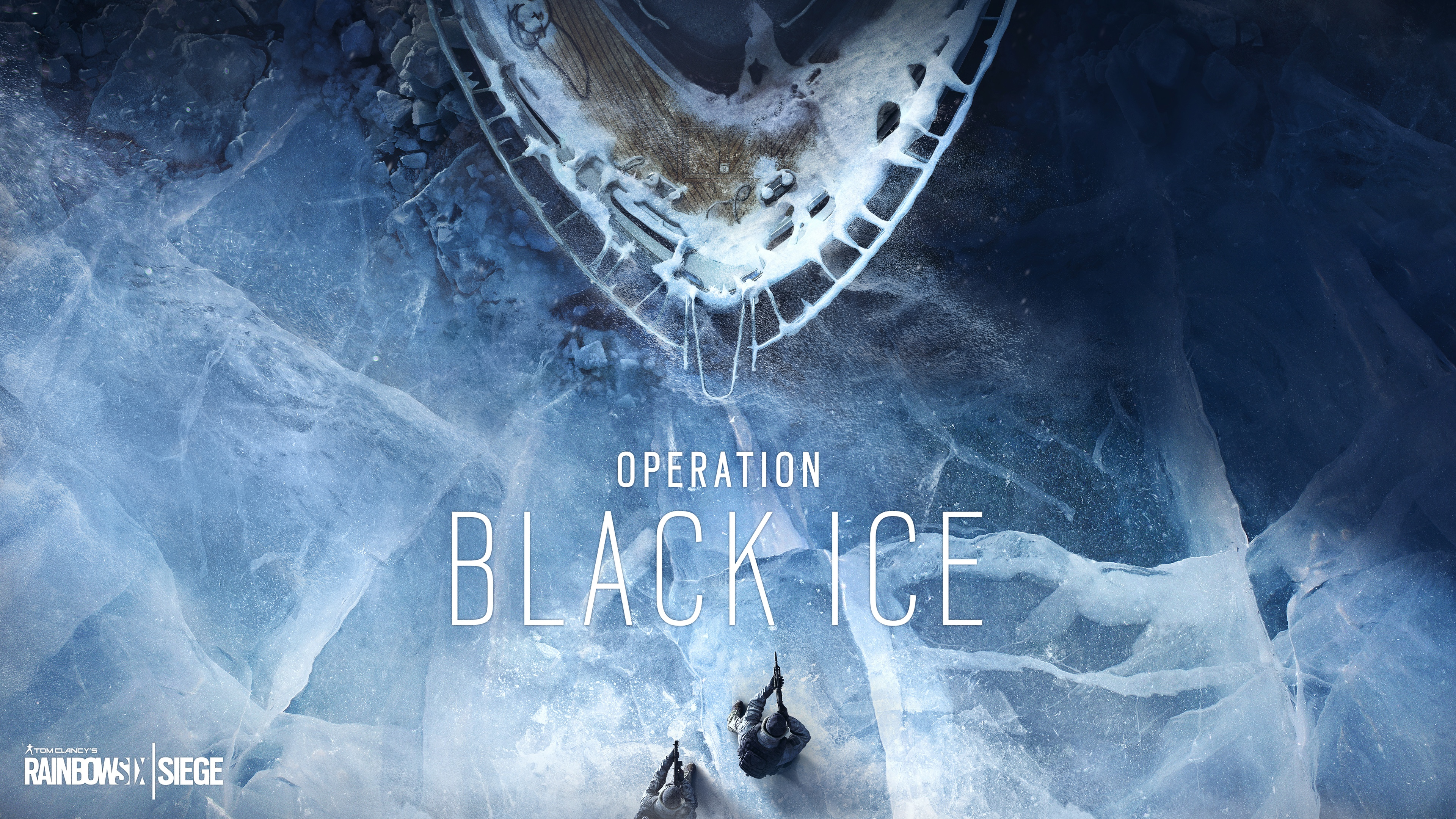 Rainbow Six Siege Operation Black Ice Wallpapers in jpg format for 3840x2160